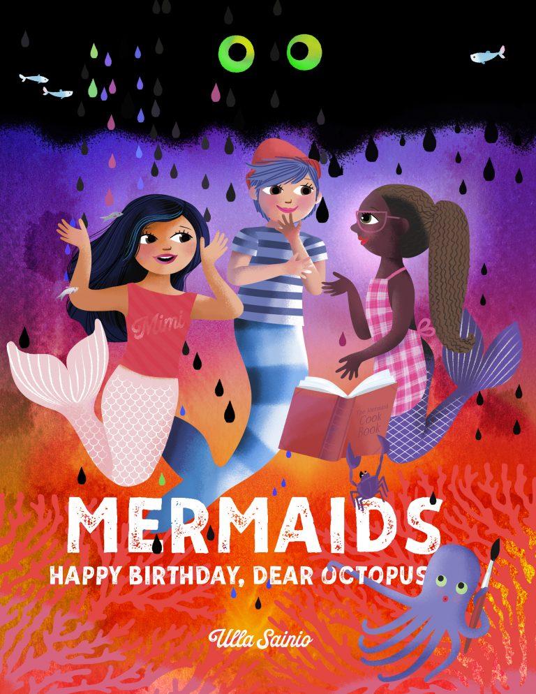 Mermaids as a Kindle book